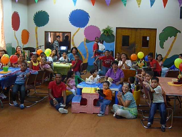 Ministerio de Escuela Dominical
